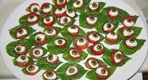 Risultati immagini per ricette salate halloween
