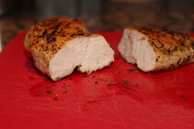 Food For The Fresh: How To: Perfectly Cooked Chicken Breast