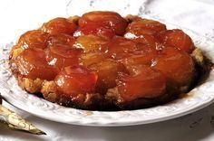 Tarta de manzanas Tatin, la auténtica, como en París