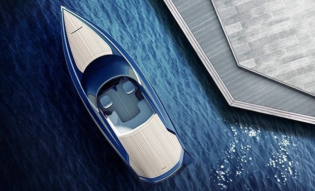 Aston Martin teasing on new luxury speedboat – Luxe News Update