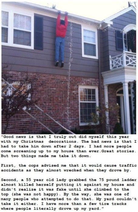 Genius Christmas prank