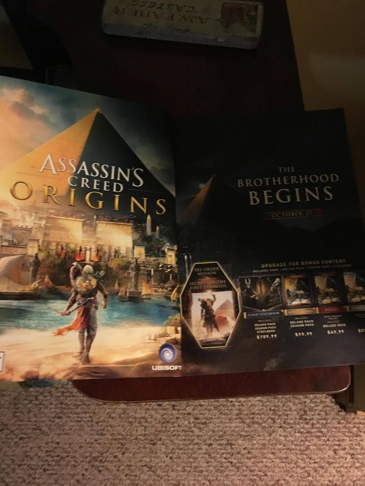 Assassin's Creed 2017 Leak Reveals Possible Release Date  A new Assassin's Creed 2017 leak today reportedly reveals the release date for the game while offering further evidence that the game will be called Assassin's Creed Origins.  According to a Reddit post an early copy of a new Game Informer issue reportedly confirms the game's Egyptian setting the name AC Origins and an October 27 release date for the game.   Reported Assassin's Creed Origins leak via Imgur Reddit  Continue reading…