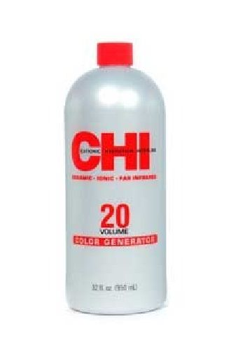I would love to try these higher end developers and see the difference in this and sallys brand developers.... I wonder if the heat damage is different? CHI Color Generator - 20 Volume - 32 oz.