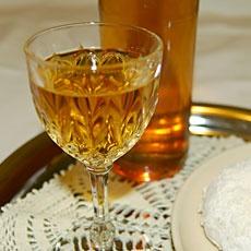 Βερίκοκο λικέρ - Verikoko liker - Greek Apricot liqueur