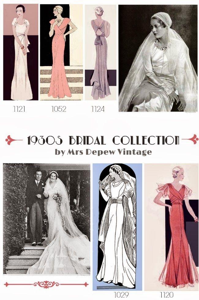 13 best The Vintage Bride images on Pinterest   Wedding frocks ...