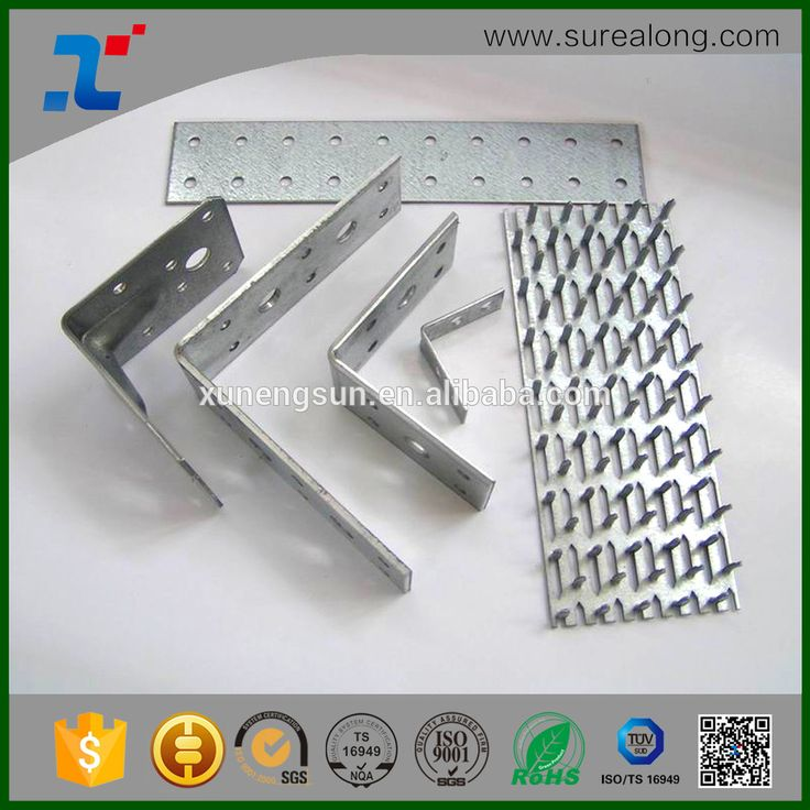 Alibaba China Manufacturer galvanized wood timber / Timber Connection Nail Plate