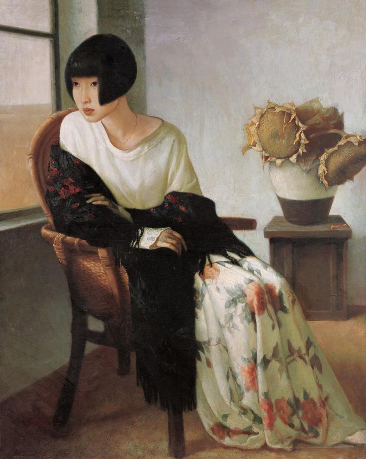 Xue Mo (薛墨; b1966, Inner Mongolia, China; since 2011 based in Canada) --? | not her style