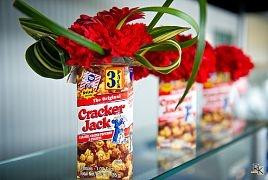 Cracker Jack Pieces...Harrington Flowers LLC, Derry, NH
