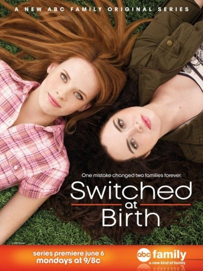 Switched at BirthSwitchedatbirth, Favorite Tv, Abc Families, Movie, Deaf Culture, Signs Languages, Teen Girls, Abc Family, Switched At Births