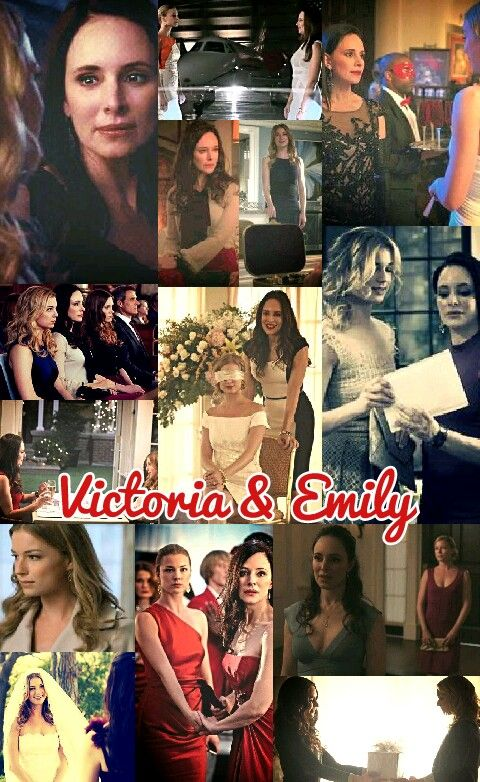 Victoria &emily revenge
