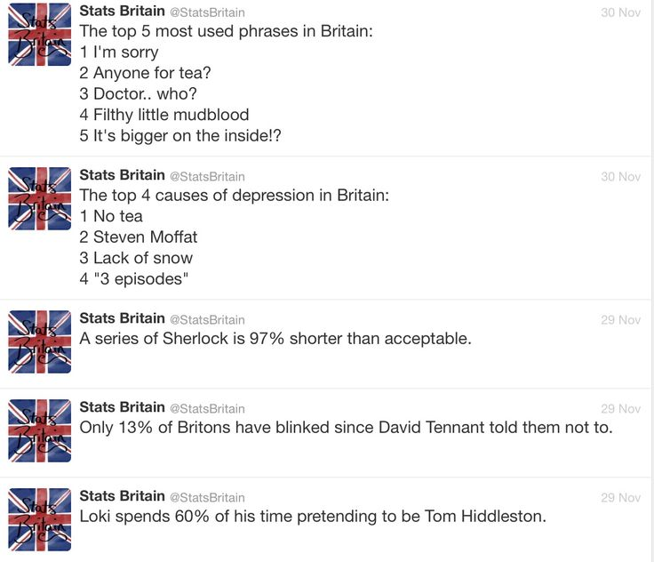 It's very true. As a Briton I can confirm that it is 100% true. Hehehe