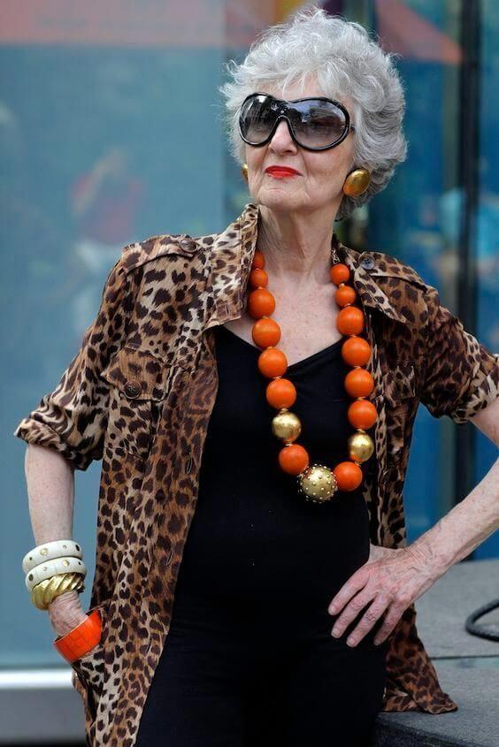 Мода для женщин за 60 лет на лето 2019, как одеваться ...