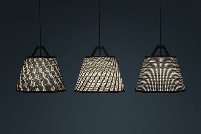 DIY Take-Off Light by Fifti-Fifti | Inspiration Grid | Design Inspiration