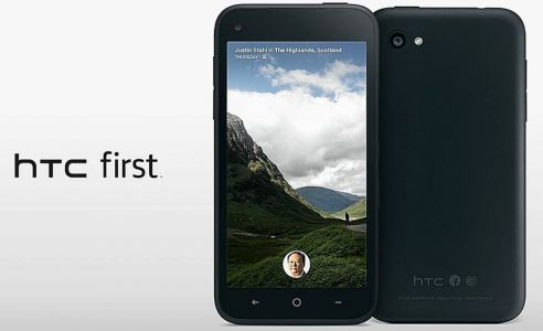Facebook Home software and HTC First smartphone presented by Facebook  Facebook Home software was officially presented by Facebook, along an HTC First smartphone on Thursday.