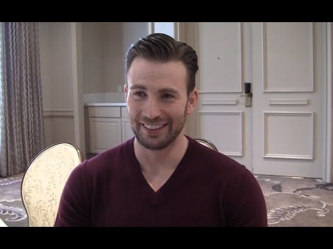 "Chris Evans on Extending His Marvel Contract: ""If They Want Me, They Got Me"" - YouTube"