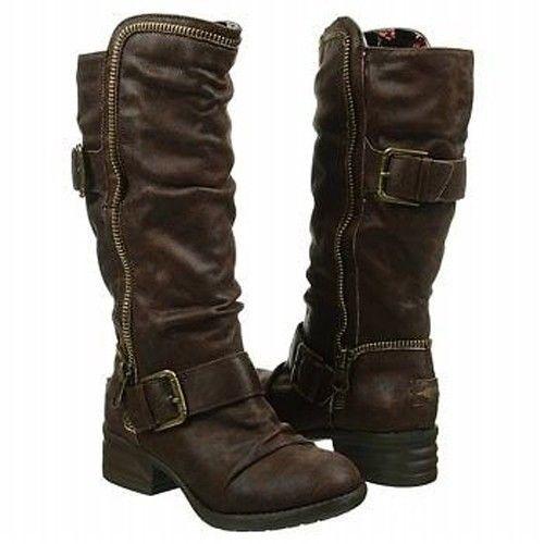 Rocket Dog Women's Dallon Boots Brown Rogue Women Shoes All Sizes NIB WANT!!!!!!