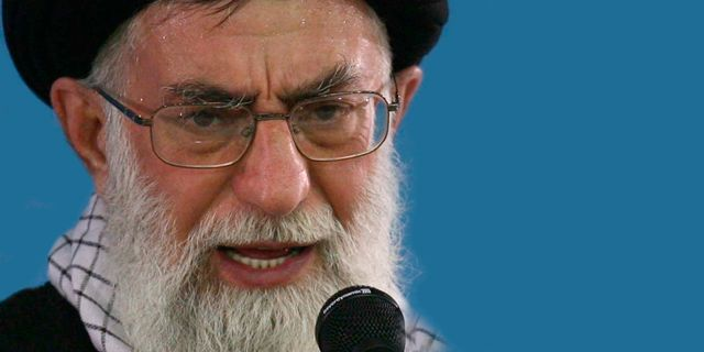 """The Supreme Leader of Iran presided over chants of """"Death to America"""" while responding to Pres. Obama's conciliatory message to Iran."""