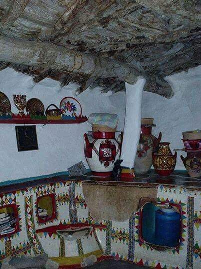 Maison traditionnelle kabyle alg rie deco pinterest for Decoration maison normande traditionnelle
