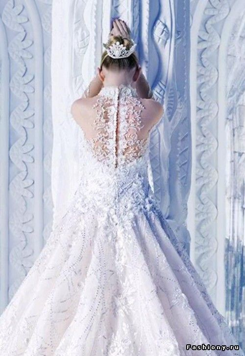 Michael Cinco couture collection 2013 / michael cinco в москве