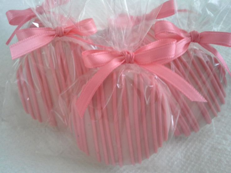 Pink Chocolate Covered Oreos Cookies Pinkalicious Party Favors Pink Wedding Favors Pink Baby Shower. $17.00, via Etsy.