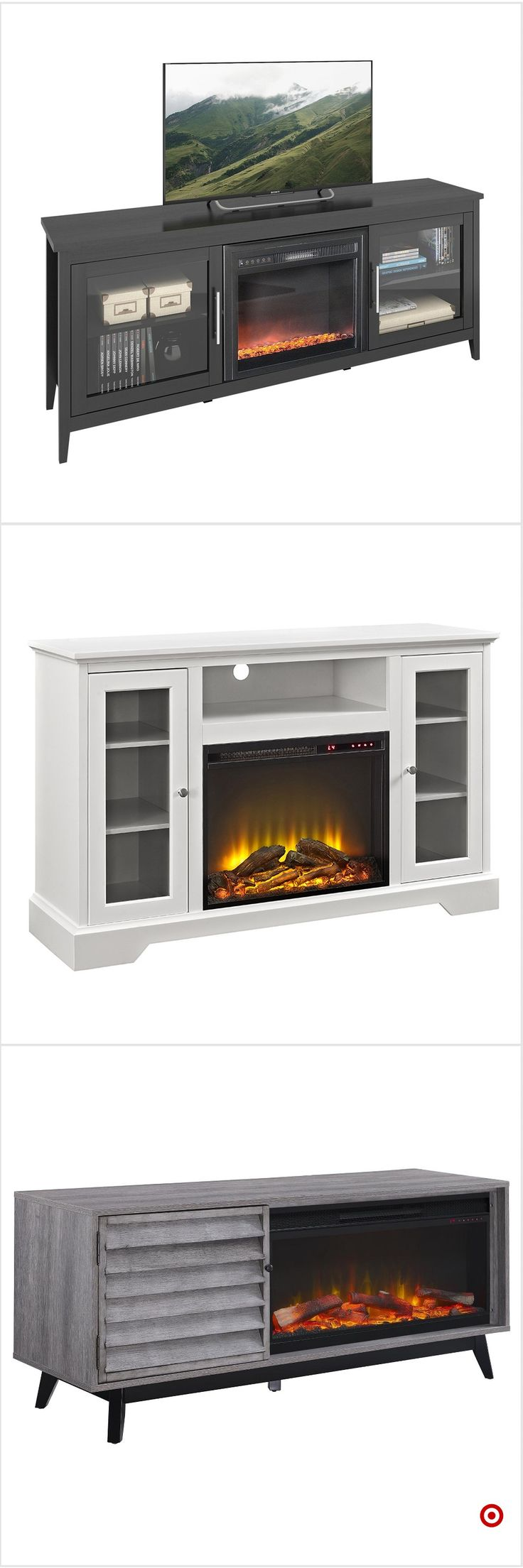 electric fireplace nebraska furniture mart on shop target for tv media stand fireplace you will love at great low prices free shipping on orders of 35 or home nebraska furniture mart fireplace tv stand pinterest