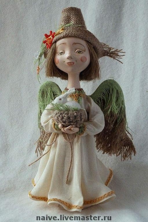 """Купить """"Лесной ангел"""" - кукла, подарок, сувенир, авторская работа, авторская кукла, оригинальный подарок"""