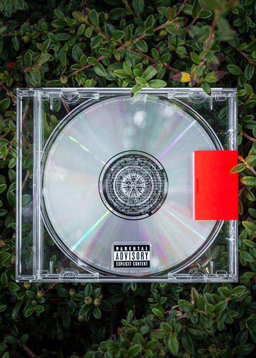 Yeezus. The production by Daft Punk is genius.