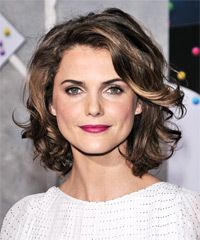 shortish curly hair cut - click to view hairstyle information