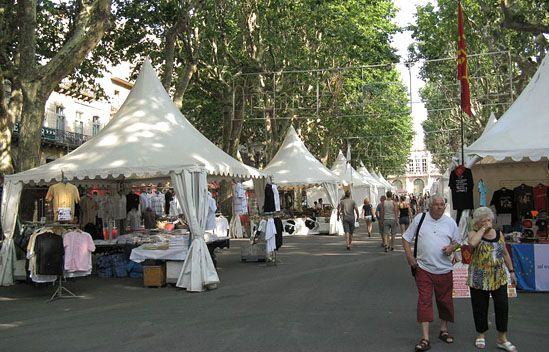 Weekend in Beziers France