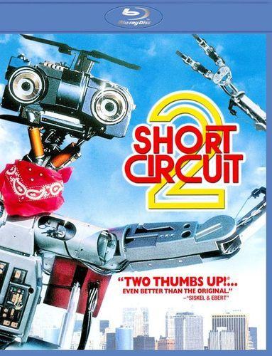 Short Circuit 2 [Blu-ray] [1988]