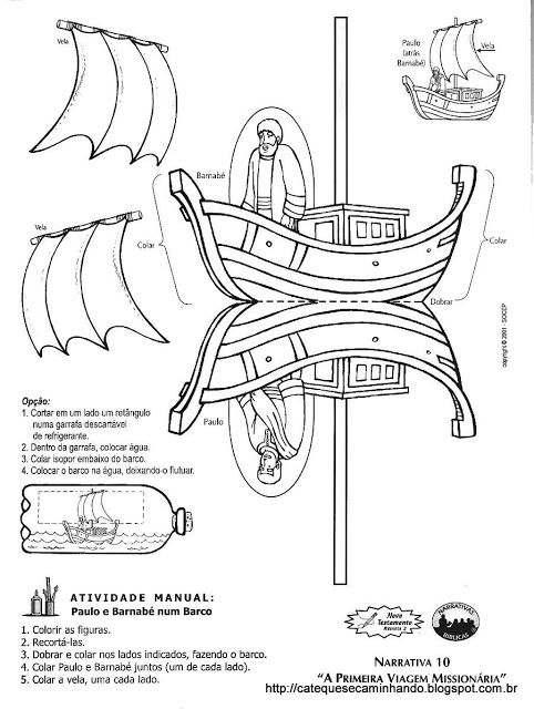 Barnabas And Paul Coloring Pages Az Sketch Coloring Page