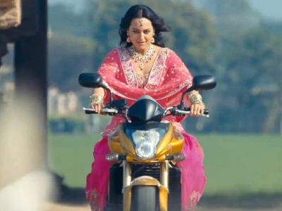 Sonakshi and her Dhoom act from Son of Sardar!