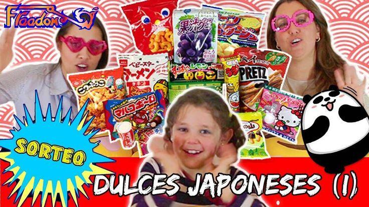 Nuevo vídeo de #chuches en #thecrazyhaacks ! YA EN NUESTRO CANAL!! Hoy las probamos @elitrinidad @ladypecas y yo y los pobres @mateo_the_boss_374 y @bossatronio_hugo se quedaron casi sin nada jijiji... ATENCIÓN!! : Sorteamos una caja de dulces japoneses en el video cortesía @freedomjapanesemarket que nos envió de manera gratuita las dos cajas que veis en el video (Oh yeah!) Como veis es el primer video dedicado a chuches japonesas pronto habrá mas en el canal! Qué chuche os habría gustado…