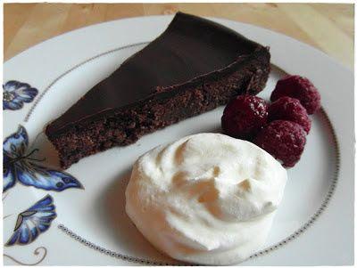Mammas delikata mat: Chokladtårta lchf