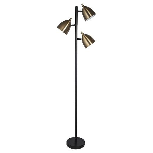 Stylecraft Barclay Brass 3 Piece Living Room Accent Table: 25+ Best Ideas About Tree Floor Lamp On Pinterest