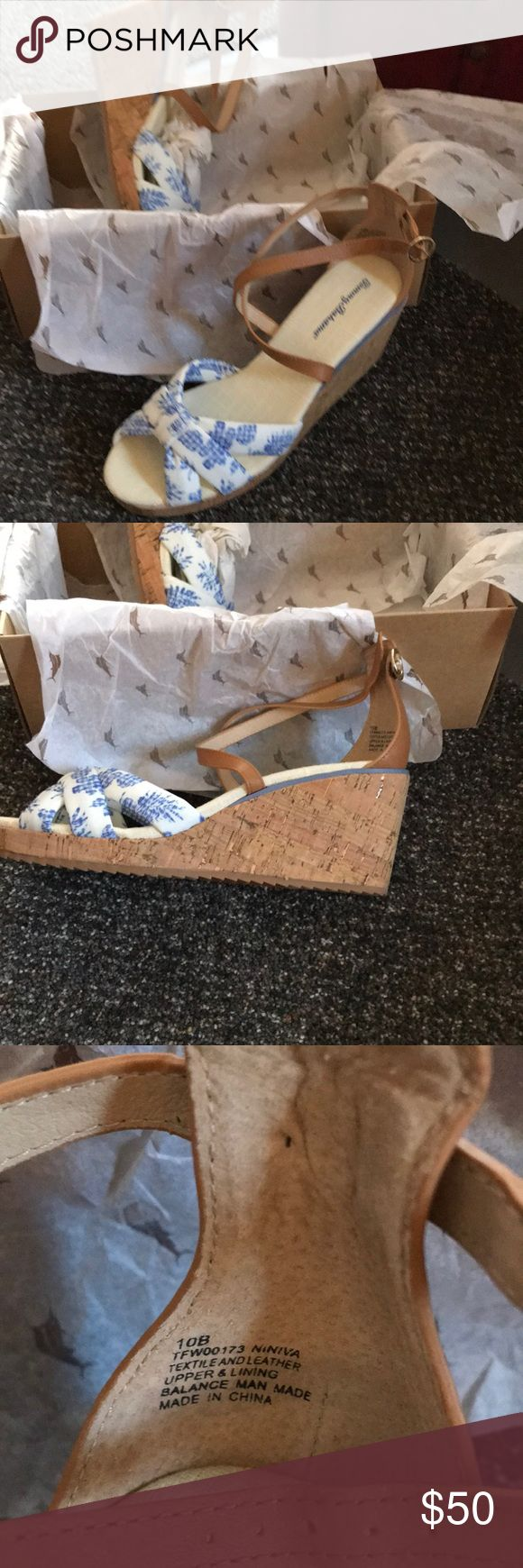 Tommy Bahama Cute Wedge Shoes Brand New Tommy Bahama Shoes Tommy Bahama Shoes Wedges