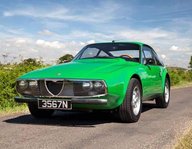 Alfa Romeo Junior Zagato 2.0 (1972)