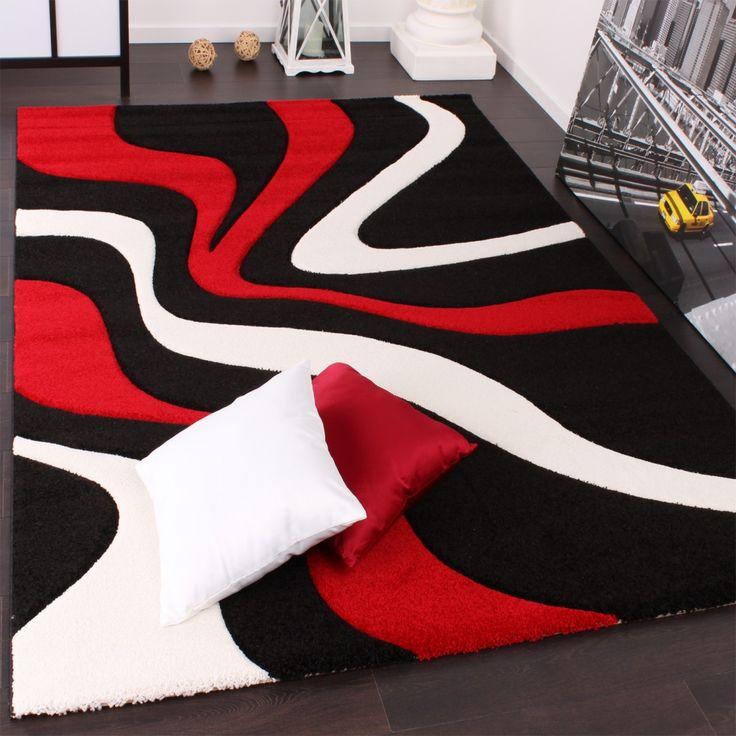 the 25+ best designer teppich ideas on pinterest | teppich design ... - Wohnzimmer Teppich Schwarz Weis