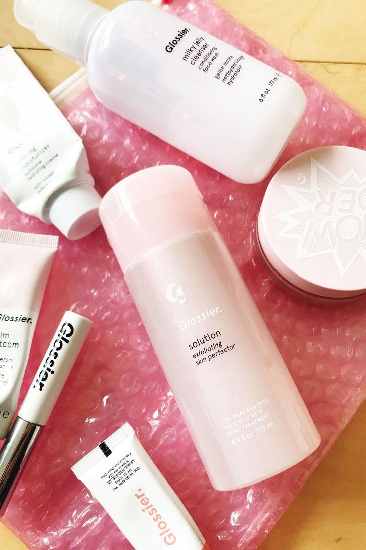 It took me about two minutes after seeing Glossier's Solution on Instagram before I decided I needed it. Like all Glossier products, it's sleek, beautifully