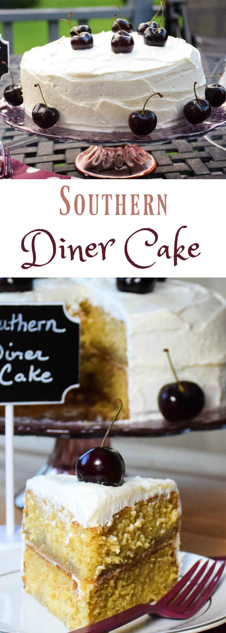 Diners, Brown sugar cakes and Cherry syrup on Pinterest