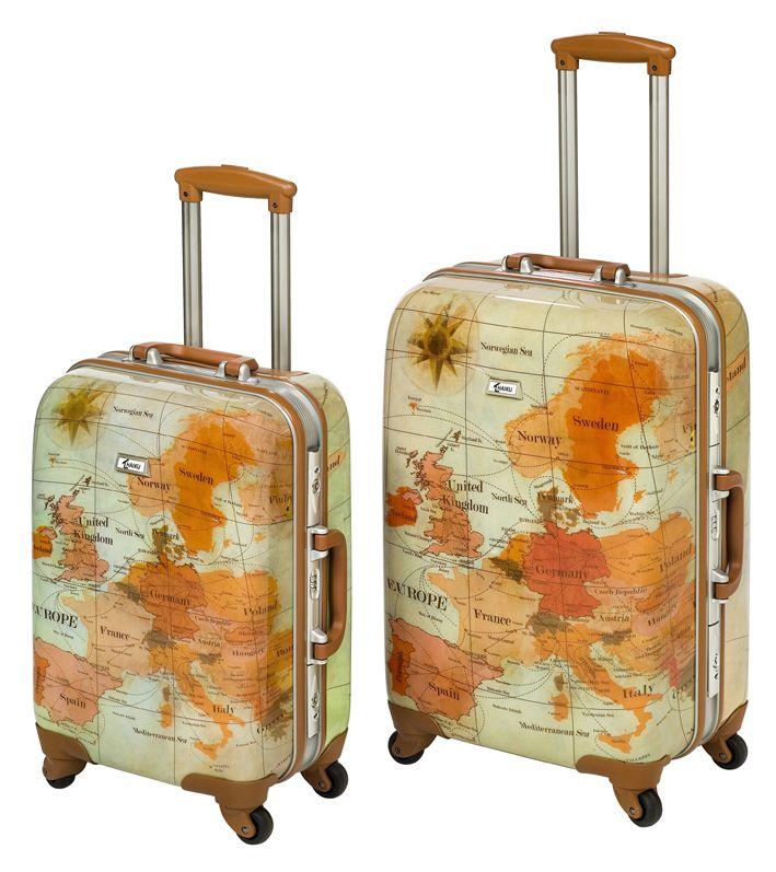 Vas a viajar y no tienes maletas? | No busques más, entra en la tienda online de brujulaviajes.com