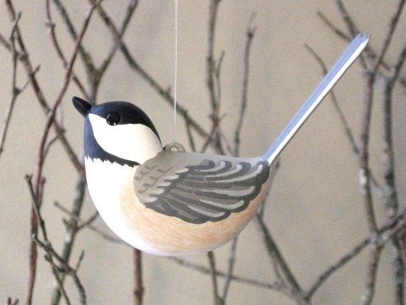 17 Best Images About Chickadee Carvings On Pinterest