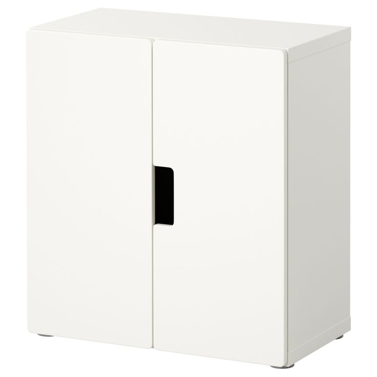 stuva armoire murale avec portes blanc ikea projet. Black Bedroom Furniture Sets. Home Design Ideas