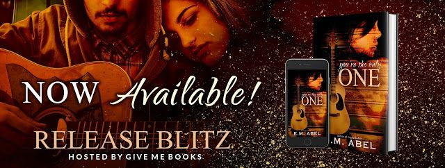 Ogitchida Kwe's Book Blog : Release Blitz for You're the Only One by E.M. Abel...
