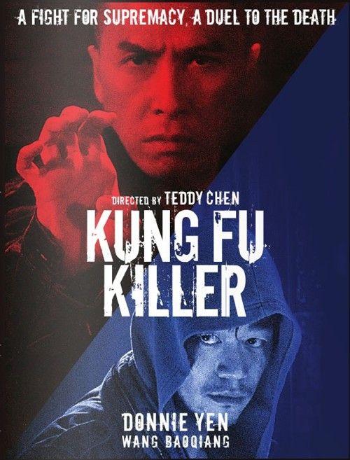 Kung Fu Jungle 2014 Hong Kong Movie Poster Three