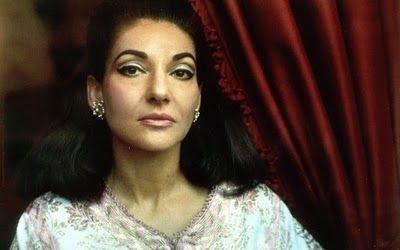 Billevesées: Interview: Maria Callas