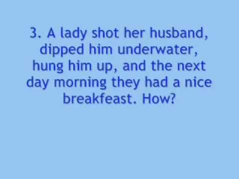 homework help worlds hardest riddle and answer
