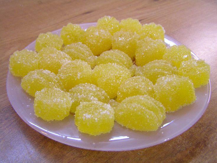 Как приготовить мармелад / Homemade candied fruit jelly