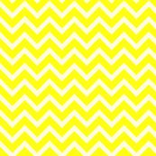 amazing lemon yellow chevrons -- two trends in one!!!