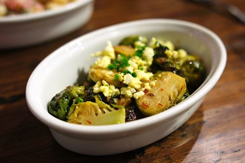 Neat sauteed brussel sprouts image here, check it out